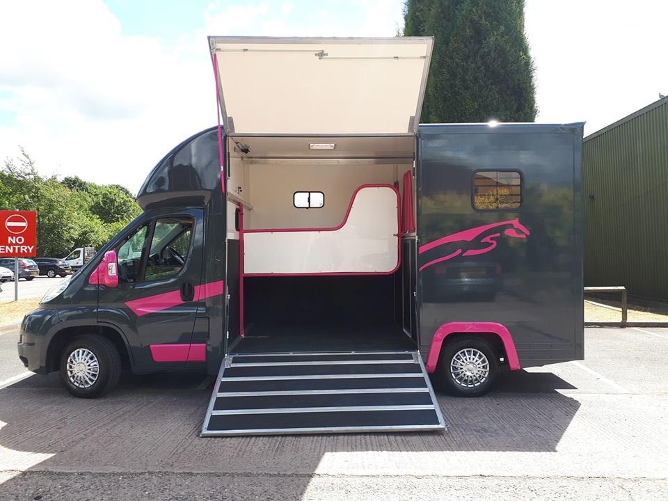 Citroen Relay Horsebox