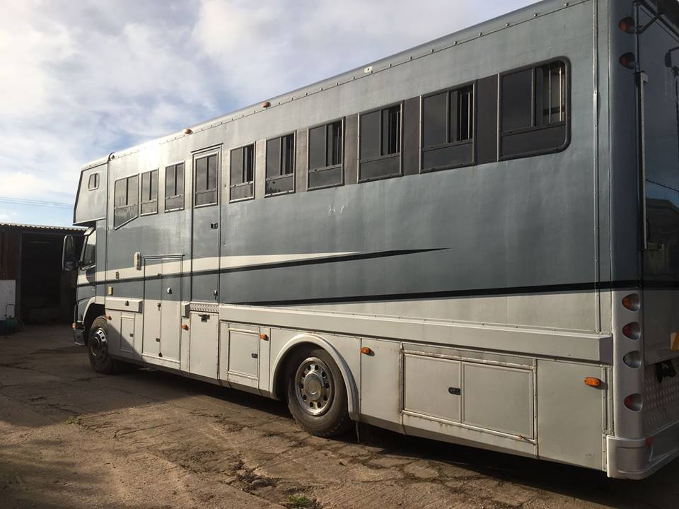 HGV Horse Lorry