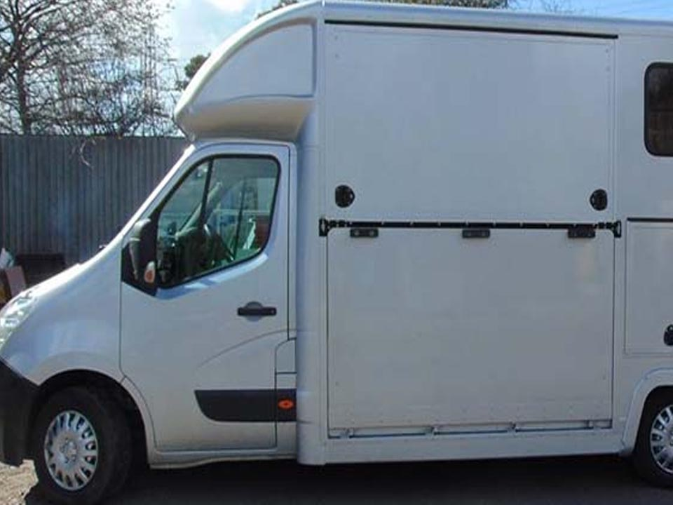 Horsebox Finance