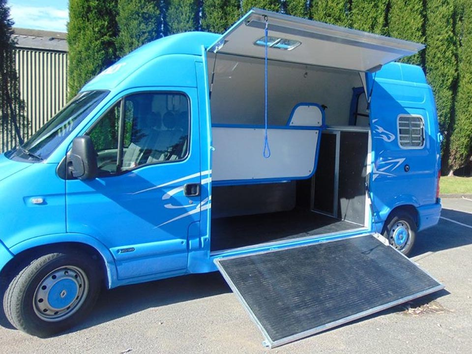 Horsebox Van Conversion