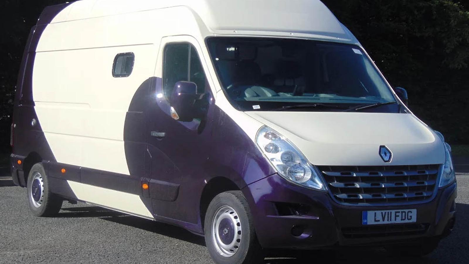Renault Van Conversion