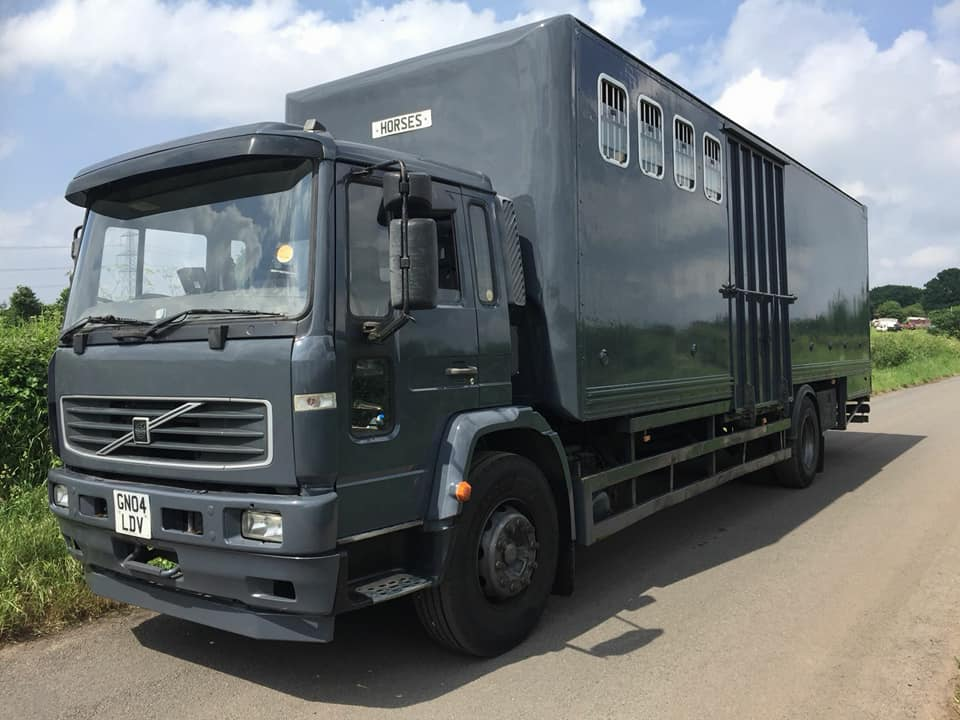 HGV Horsebox - Volvo